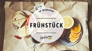 21 Orte zum Frühstücken in München