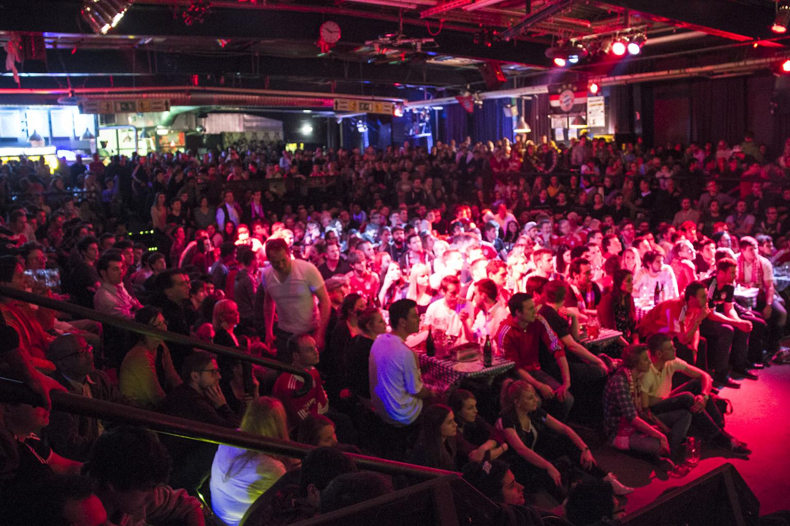 Backstage München Kommende Veranstaltungen