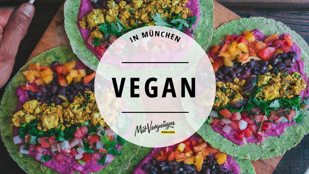 21 Restaurants und Cafés in München, in denen du vegan essen kannst