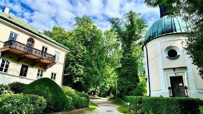 Schlossgut Mariabrunn