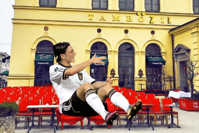 Mesut Özil Tambosi