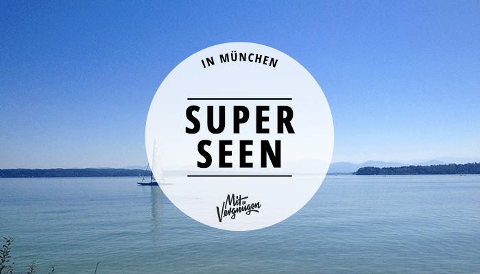11 super Seen bei München – Mit Vergnügen München | Mit ...