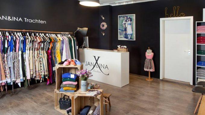 Jan & Ina Trachten München Shop