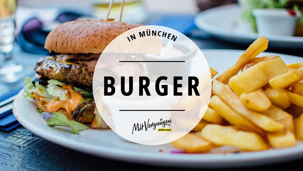 11 Läden in München, in denen du richtig gute Burger essen kannst
