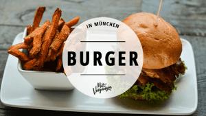Burger in München