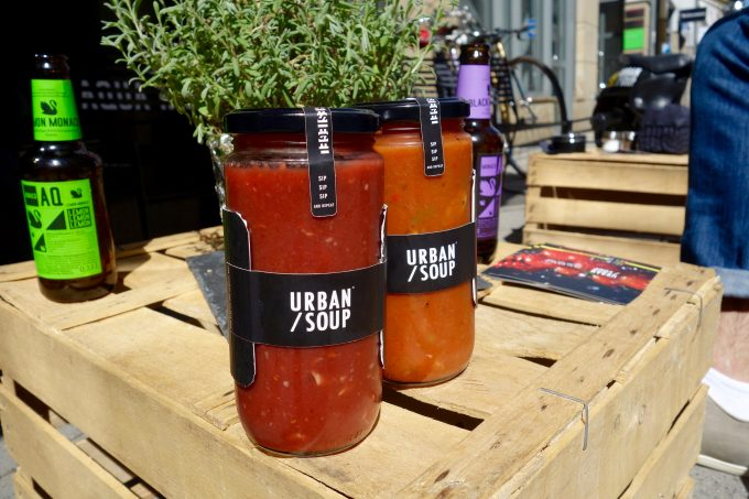 Urban Soup Suppe Fastfood München