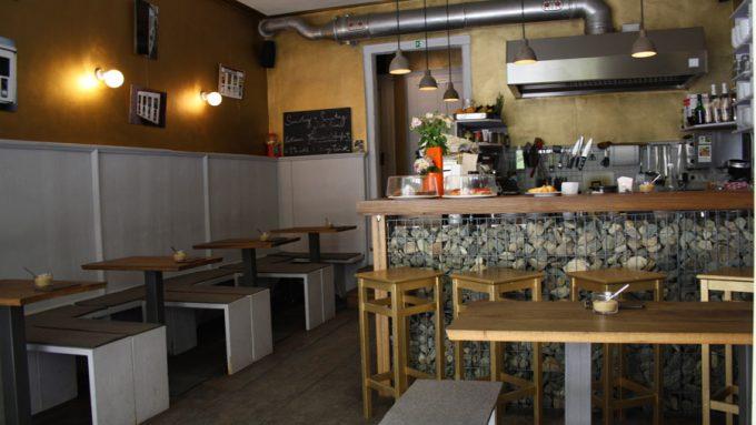 Cafe Bar Josefa Westend München