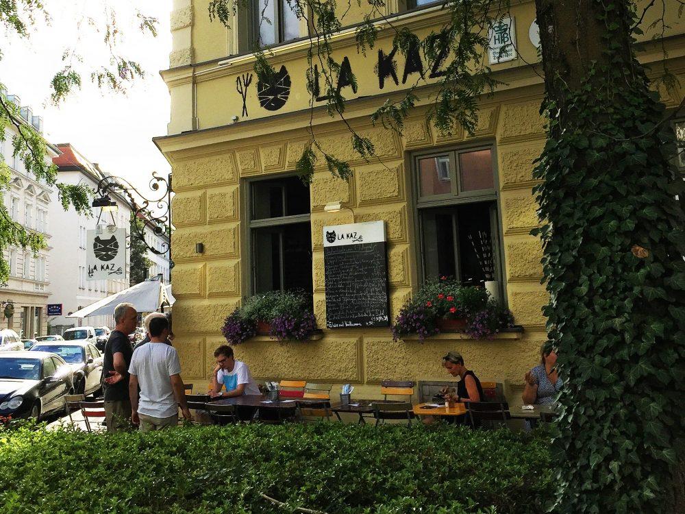 La Kaz Westend München Restaurant