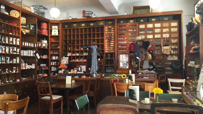 cafe marais westend
