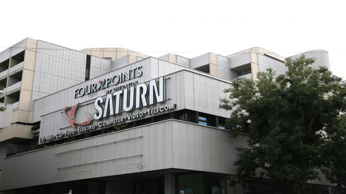Saturn Schwanthalerhöhe München