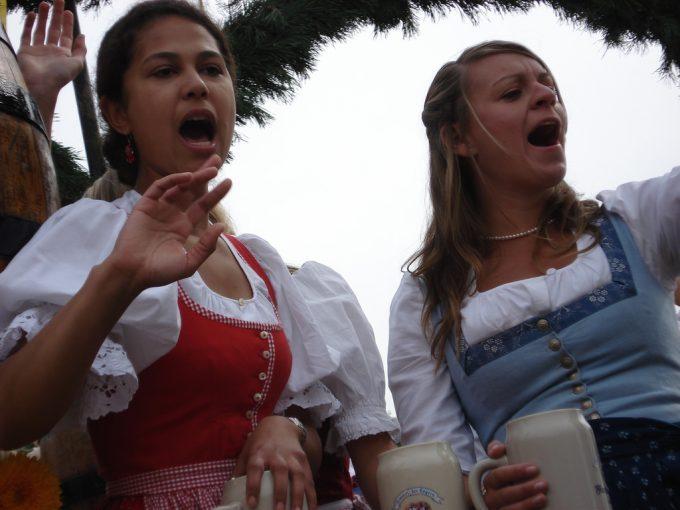 Oktoberfest Wiesn