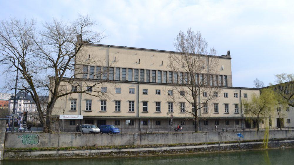 Kong Deutsches Museum Blitz