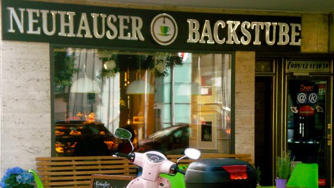 Neuhauser Backstube München