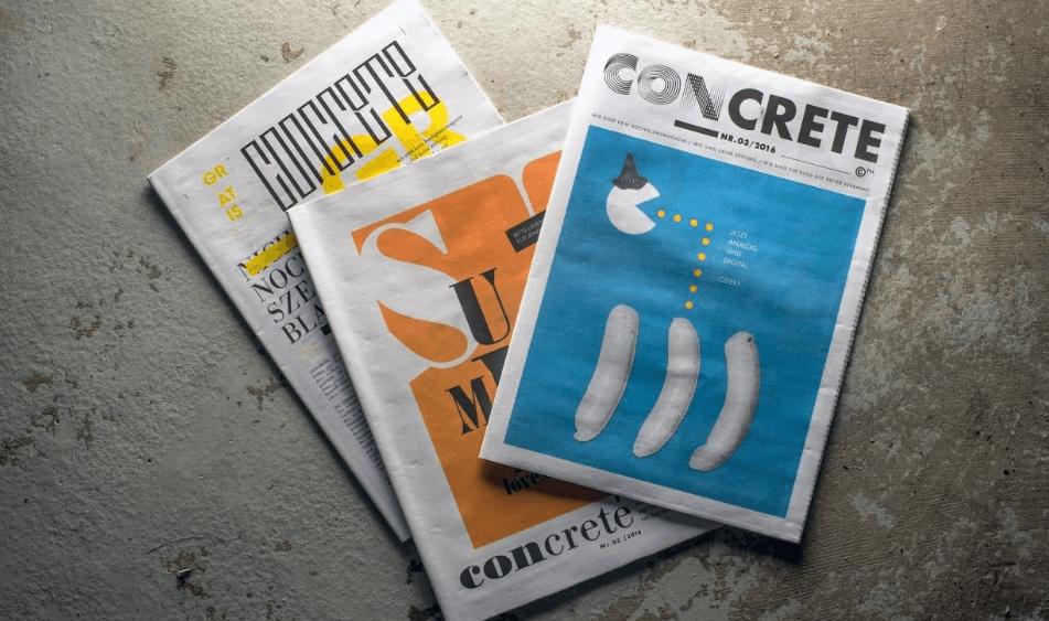 Concrete Magazin