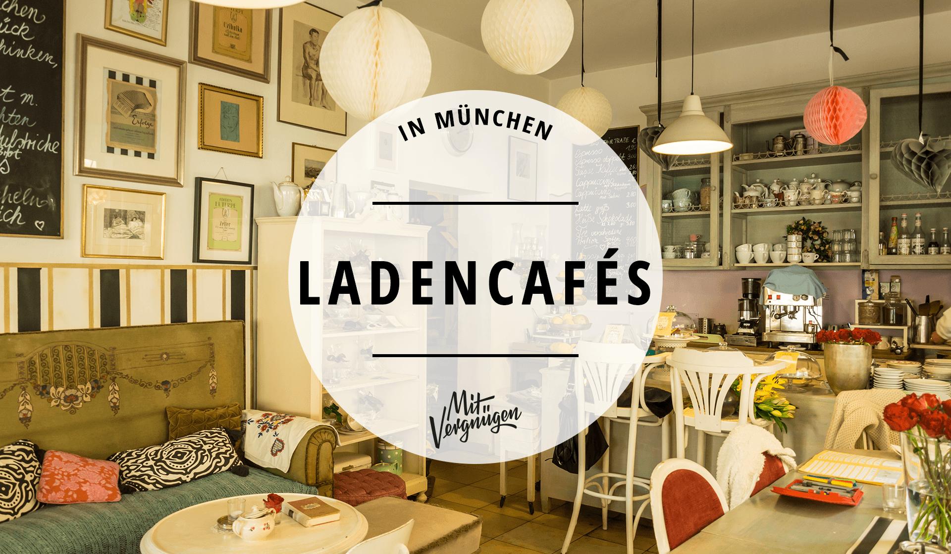 11 schöne Ladencafés in München | Mit Vergnügen München