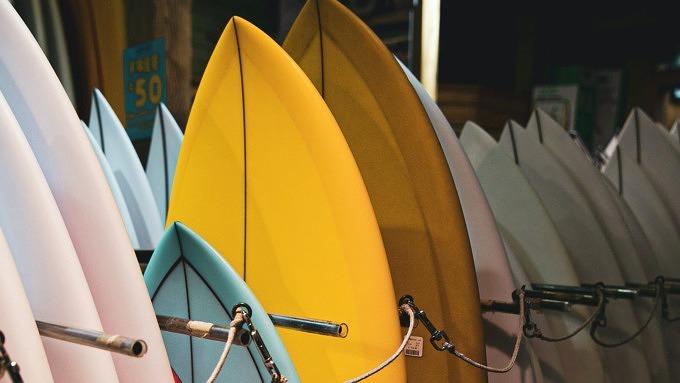 Surfshop Surfboards