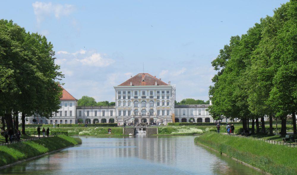 nymphenburg neuhausen münchen schloss