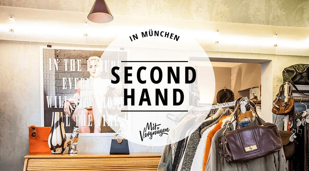 11 Laden In Denen Ihr Tolle Second Hand Mode Kaufen Konnt Mit