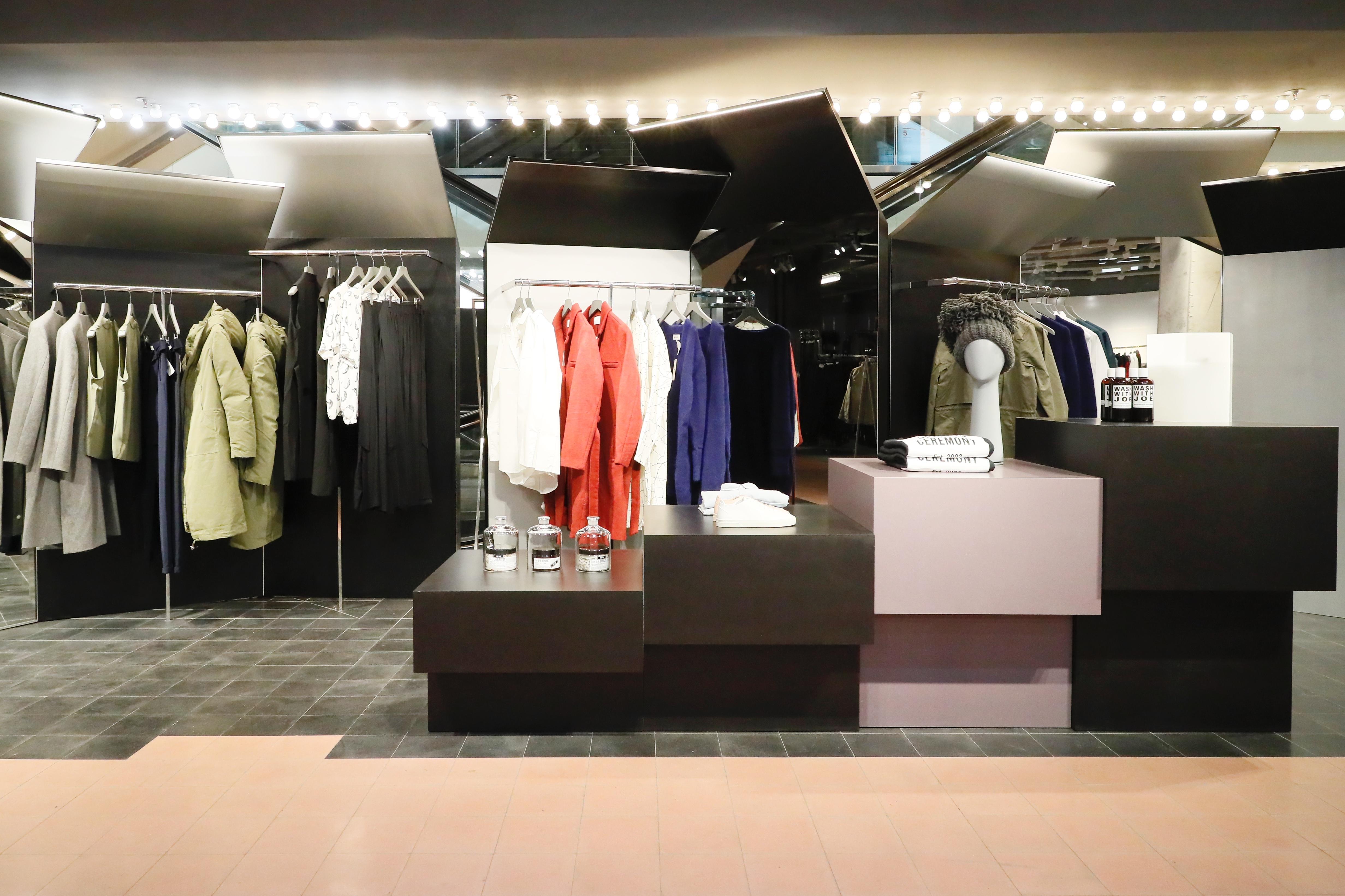 the storey neuer concept store im oberpollinger mit vergn gen m nchen. Black Bedroom Furniture Sets. Home Design Ideas
