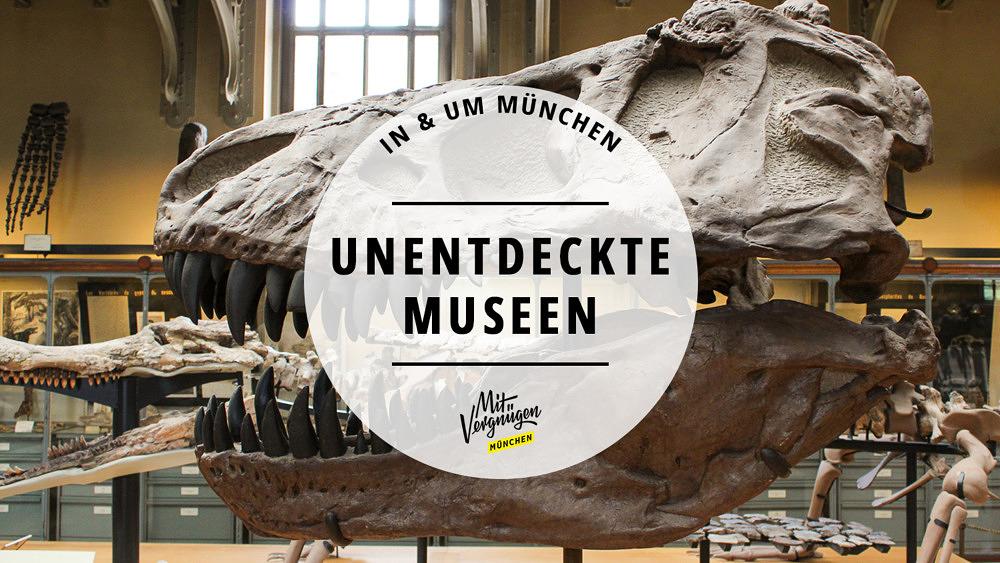 Unentdecke Museen
