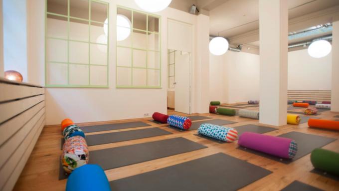 yoga studios München
