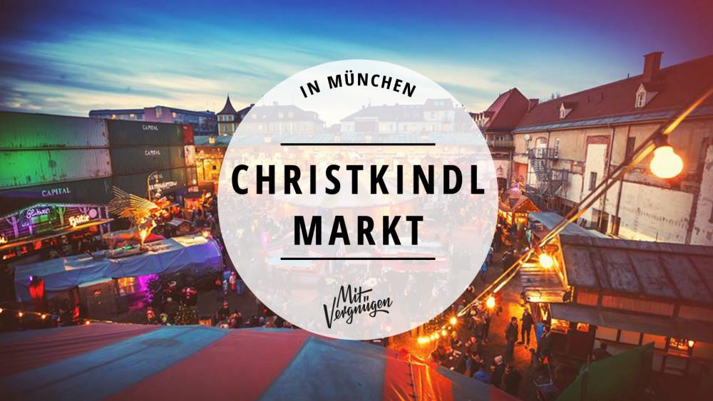 11 schöne Weihnachtsmärkte in München