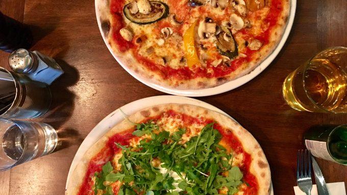 Bestell-Pizzen München