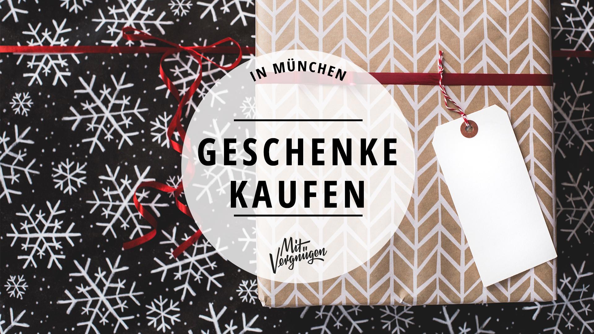 11 super Weihnachtsgeschenke made in München | Mit Vergnügen München