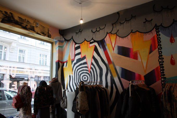Pop-Up-Store Glockenbach Kiosk