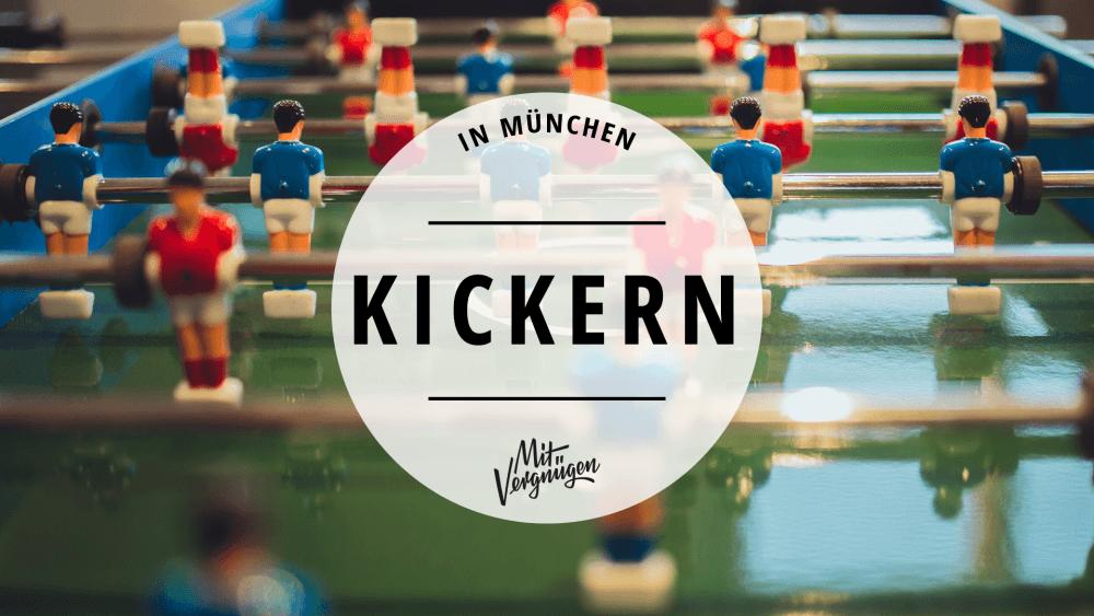 Bars Kicker München