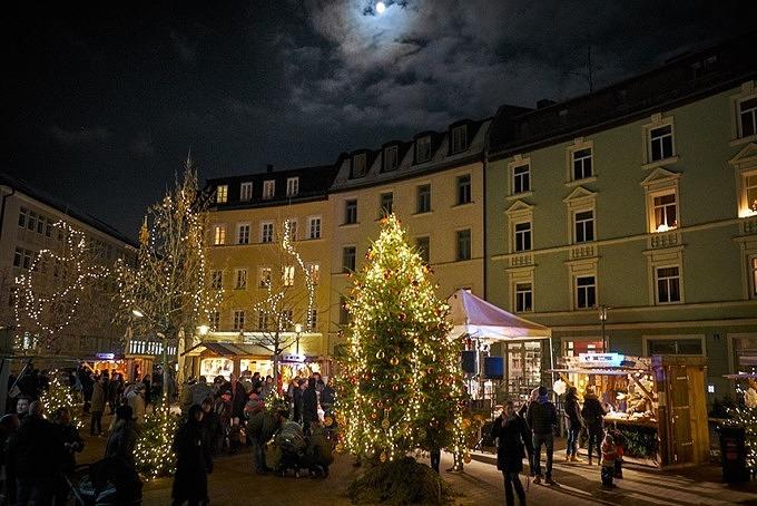 Untergiesinger Advent Weihnachtsmarkt