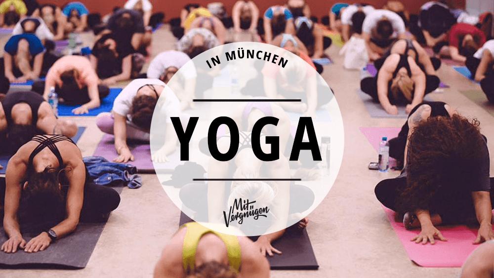 Yogastudios München