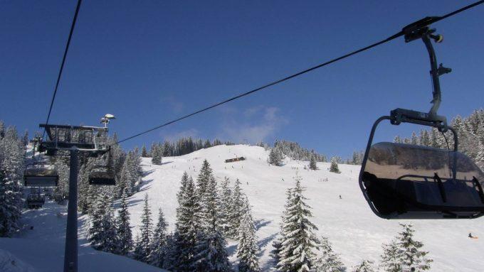 Suttenbahn Skigebiet Tegernsee