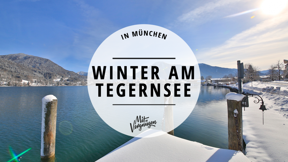 Tegernsee Winter