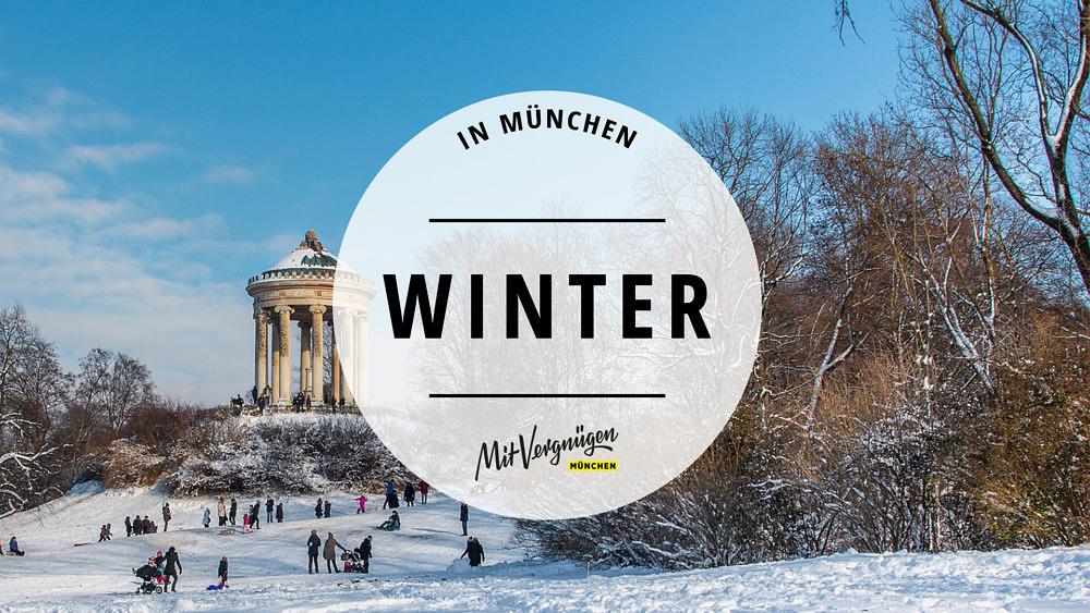 11 Dinge, die du im Winter 2018 in München machen kannst