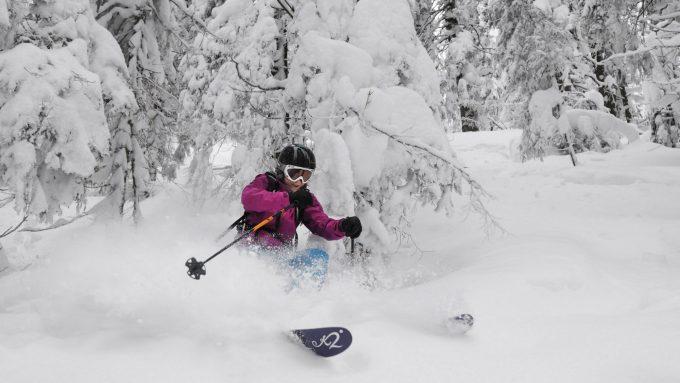 Laber Bergbahn Freeride Ski