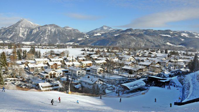 Hocheck Bergbahn Ski