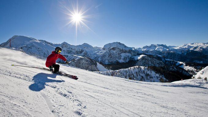 Ski Jennerbahn Berchtesgadener Land