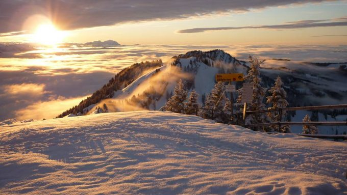 Hochgrat Ski