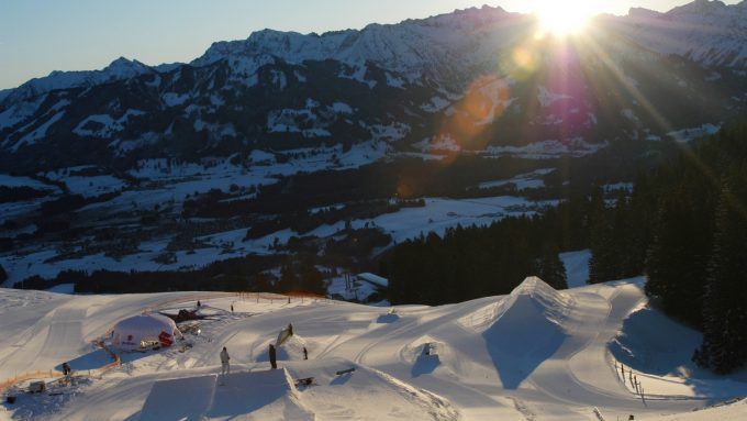 Bolsterlang Ski Hörnerbahn