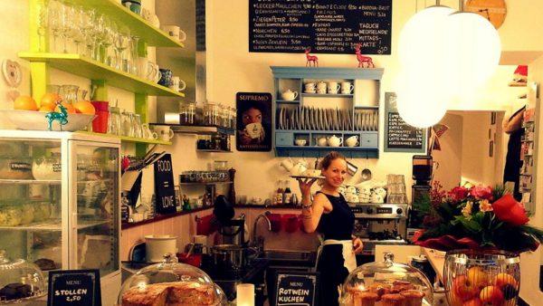 Bio-Rührei und Lieblingskäse frühstücken in der Zimtzicke | Mit ...
