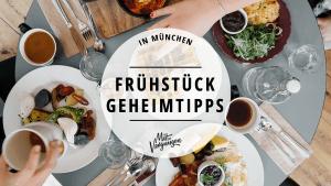 Frühstück Brunch Geheimtipps München