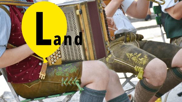 München-ABC: L wie Land
