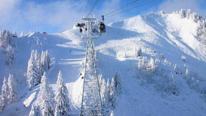 Brauneck Bergbahnen Ski