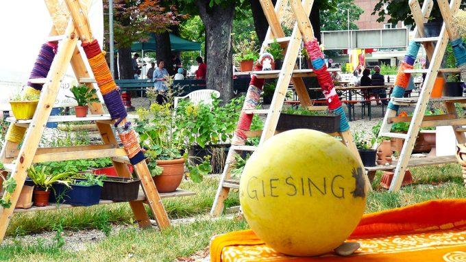 Obergiesing Samstag, 09.03. Flohmarkt – Giesinger Grünspitz