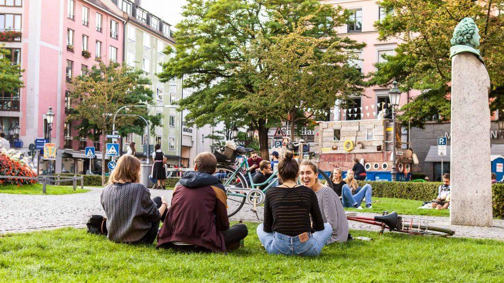 Gärtnerplatz Glockenbach