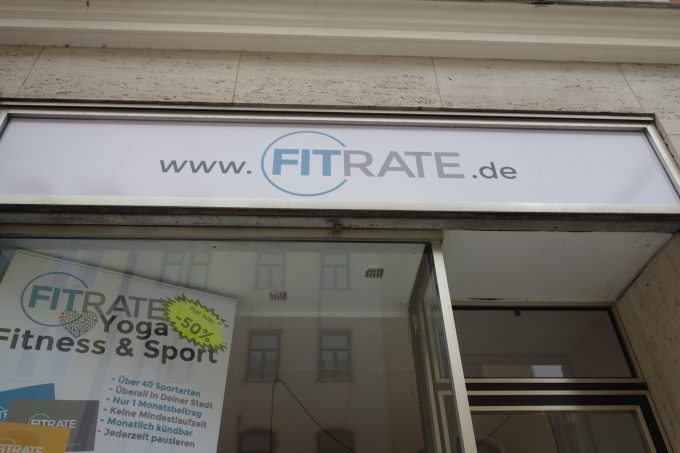 Fitrate Startup