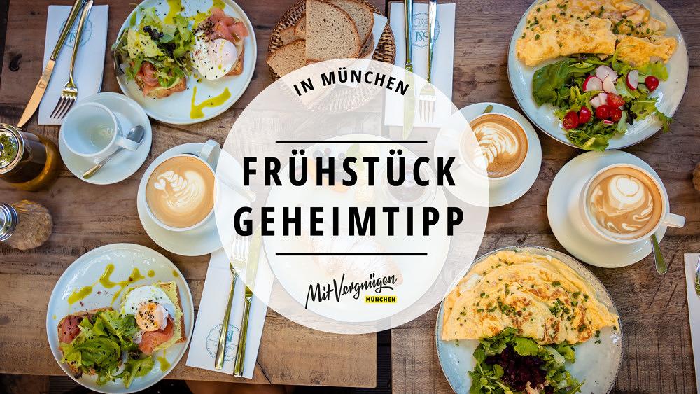 11 gute Frühstückslokale in München, die nicht jeder kennt