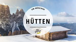 Hütten Ausflug Winterausflug