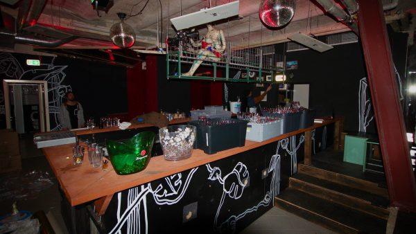 Nachtbad Bar Müllerstraße